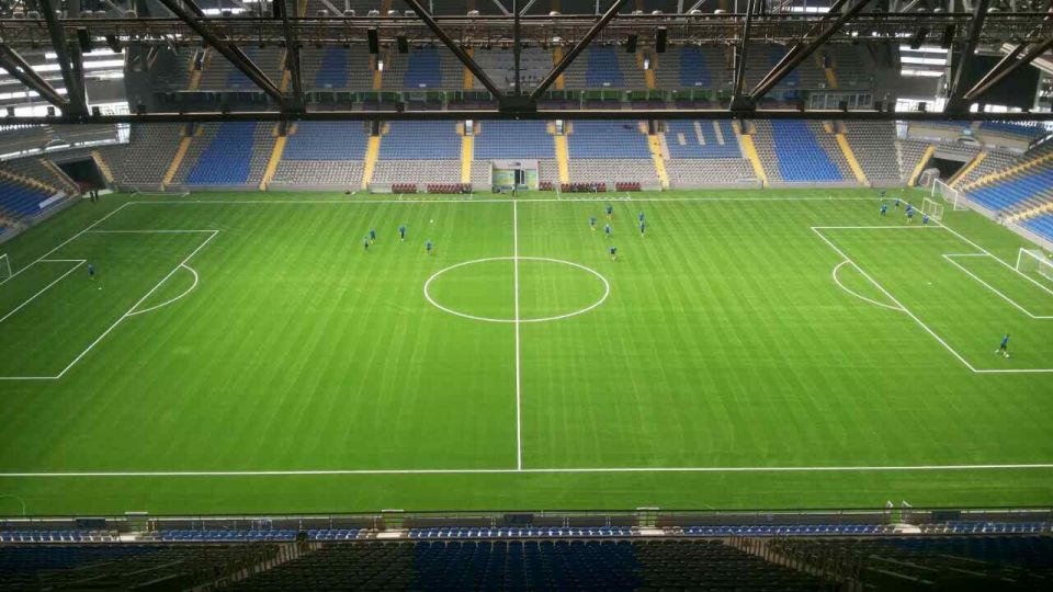 Astana Stadium z granulatem STARGUM